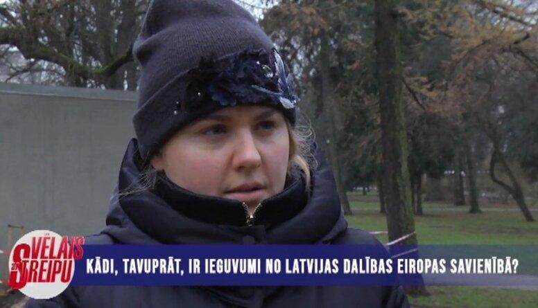 Kādi ir ieguvumi no Latvijas dalības Eiropas Savienībā?