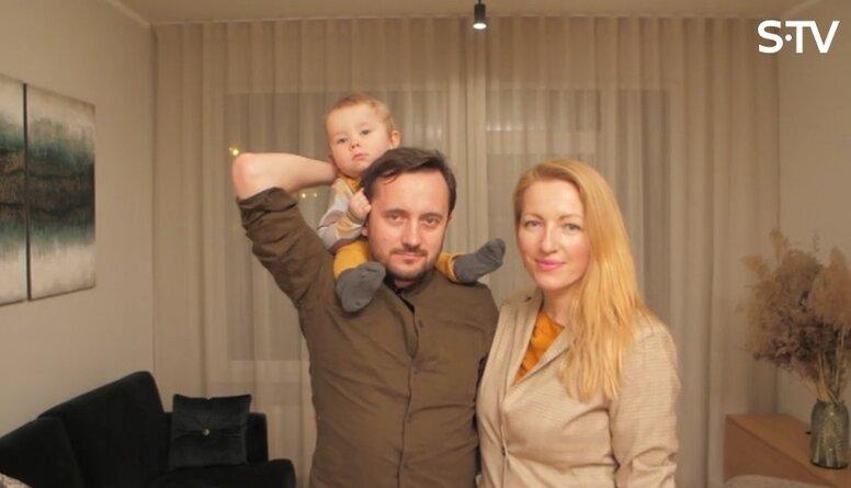 Ilze un Artūrs Medņi par pirmo gadu vecāku lomā: Šis ir bijis skaistākais un grūtākais laiks
