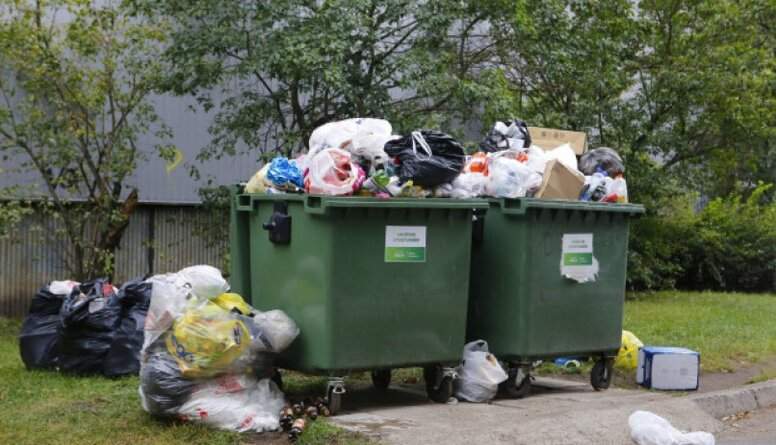Atkritumu krīze Rīgā. Jansons: Rīdzinieki ir situācijas ķīlnieki