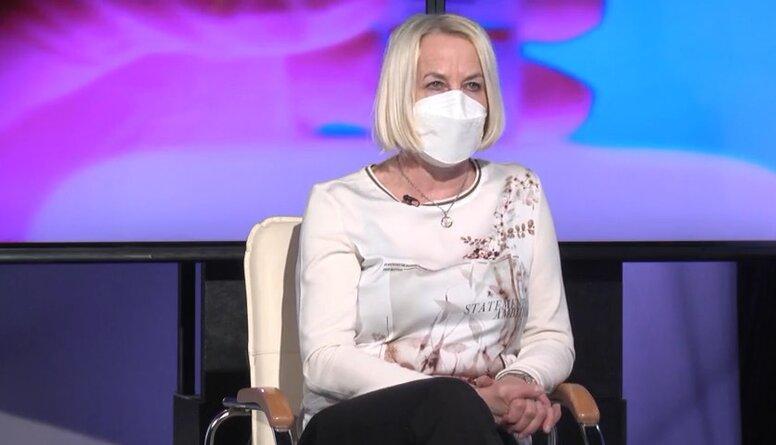 Kozlovska: Pēc vakcinācijas cilvēkam būtu jāļauj brīvi dzīvot un strādāt