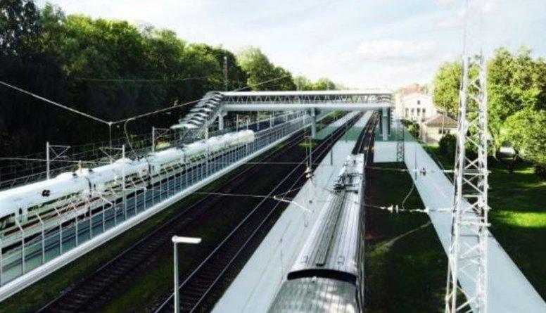 """Līdaka: Somijas iesaistīšanās """"Rail Baltica"""" padarīs procesu caurspīdīgāku"""