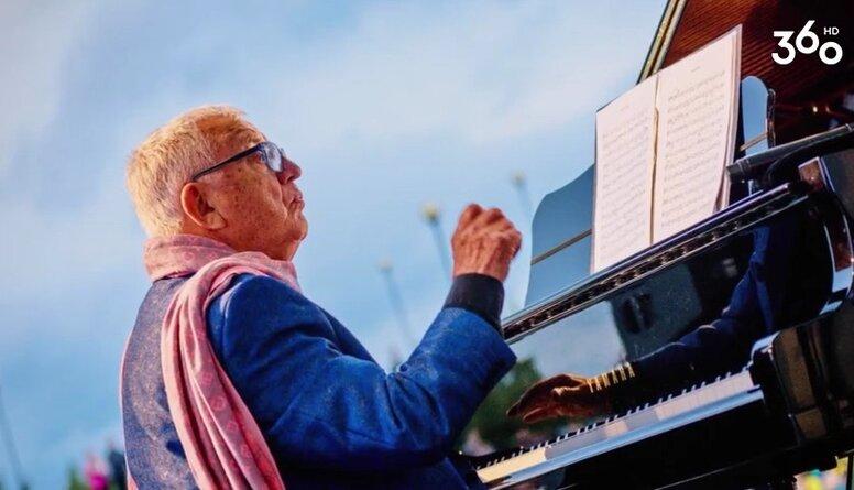 Vai Maestro Raimonds Pauls ir atklājis dziesmu panākumu veiksmes atslēgu?