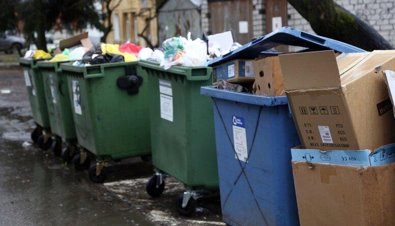 Atkritumu krīzes draudi Rīgā nepastāv, norāda Broka