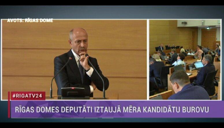 Burovs skeptisks par revīzijas komisijas veidošanu