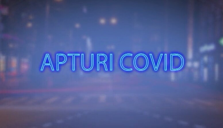 Tvitersāga: Apturi Covid