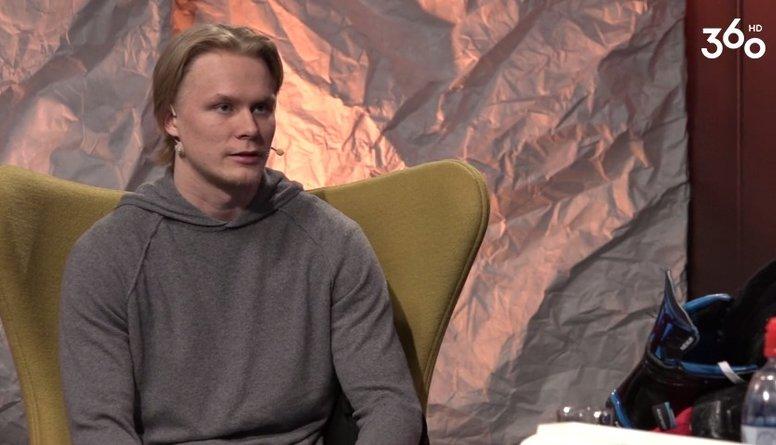 Rodrigo Ābols: Es zviedriski labāk runāju, nekā latviski