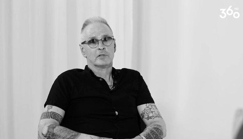 Ainars Virga par narkotikām, pārdozēšanu un ārstēšanos