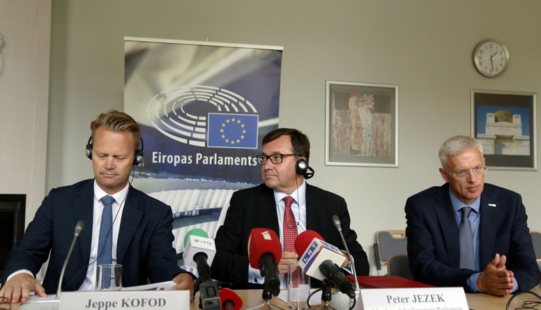 EP deputāti Latvijas politiskajā arēnā