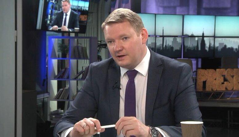 """Edvards Smiltēns skaidro, kādēļ nepieciešama """"Rīgas metropoles"""" apvienība"""