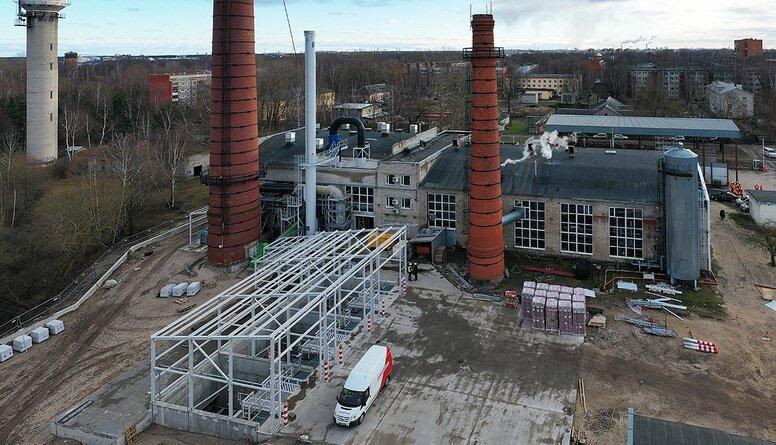 Atjaunojamo energoresursu izmantošana RS siltumapgādē