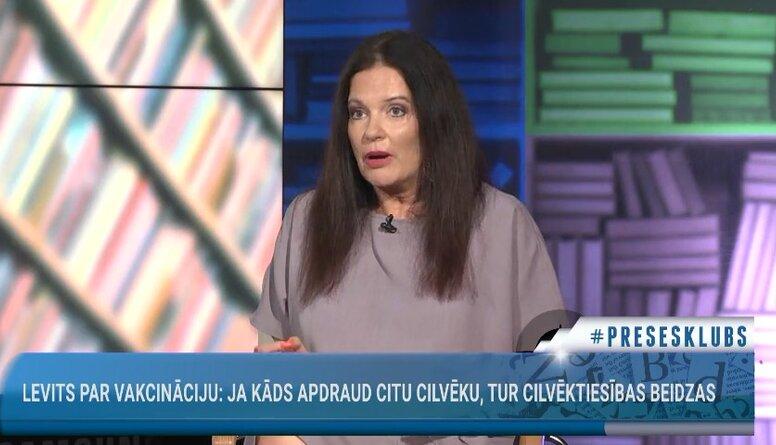 """Petraviča: Kāpēc tas nabaga skolotājs ir """"jānošpricē""""?"""