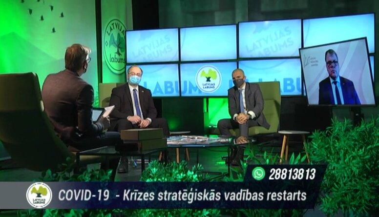 12.02.2021 Latvijas labums 1. daļa