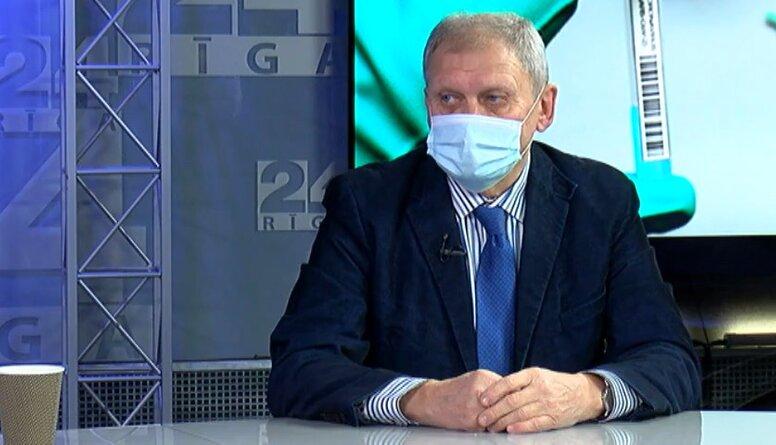 Jevgēņijs Kalējs par publisku valsts amatpersonu vakcināciju pret Covid-19