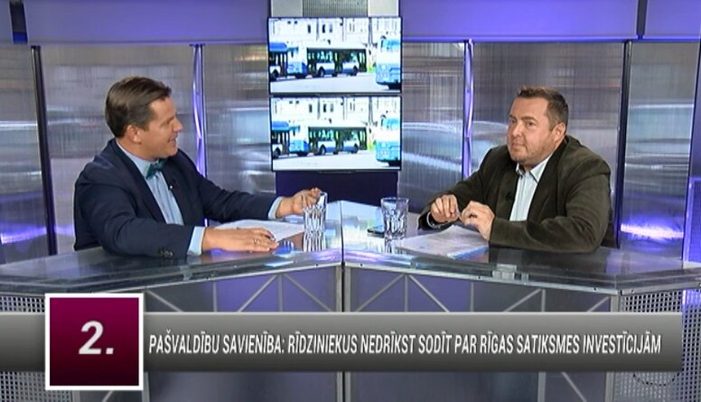Stepaņenko: Bieži redzams, ka pašvaldības tiek diskriminētas no valsts puses