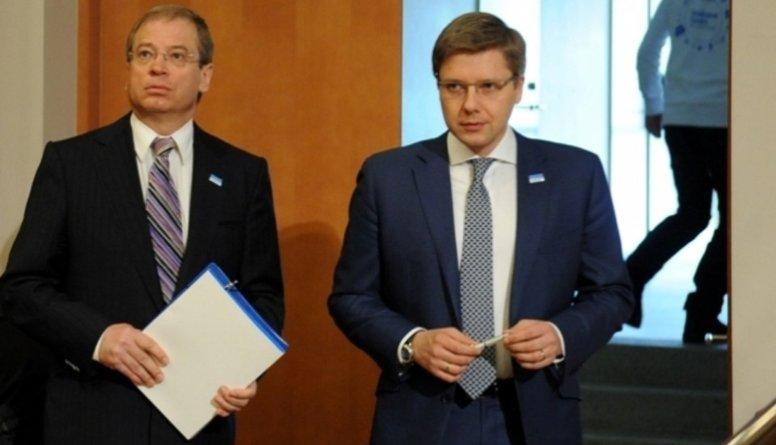 Ušakovs un Ameriks ir Rīgas korupcijas sejas, uzskata Ķirsis