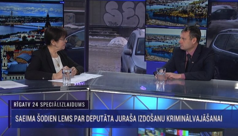 Speciālizlaidums: Pikets pie Saeimas deputāta Juraša atbalstam 2. daļa