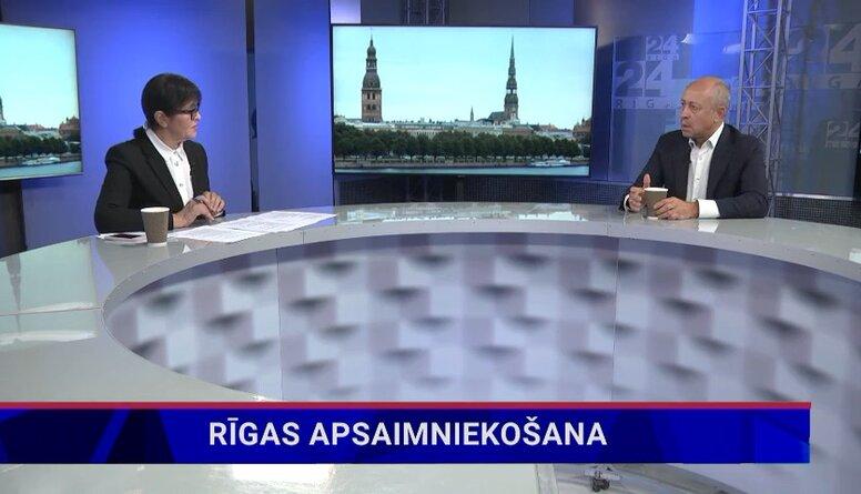 Oļegs Burovs par satiksmes organizāciju Rīgā