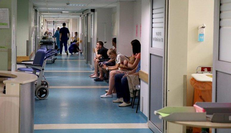 """Veselības ministre: Esam """"negatīvo darbu čempioni"""" veselības aprūpē"""
