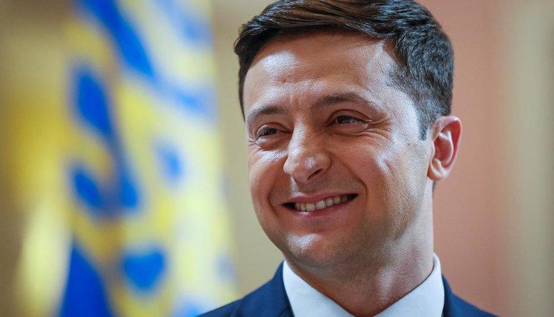 Zelenski inaugurē par jauno Ukrainas prezidentu