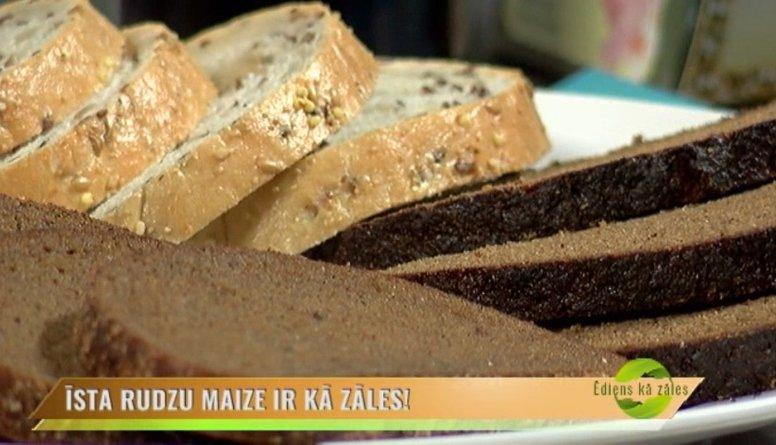Interesanti: Rudzu maizes noslēpums