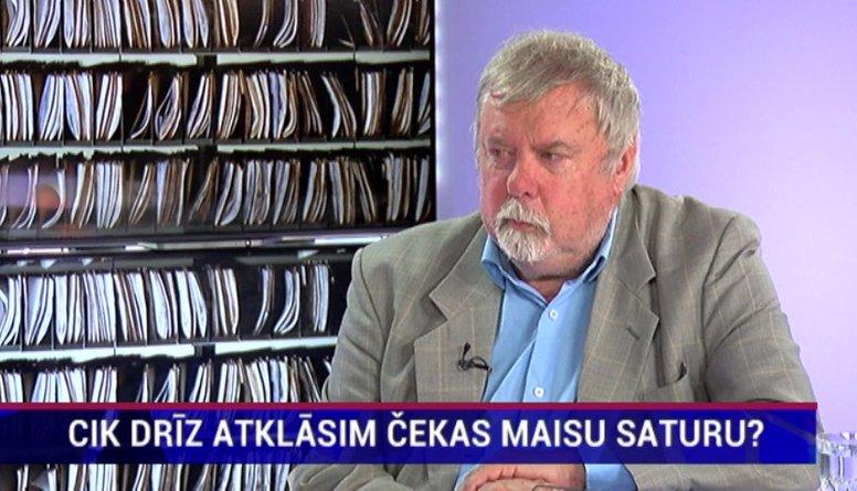 VDK izpētes komisija kavē gala ziņojuma iesniegšanu; komitejas vadītājs to noliedz