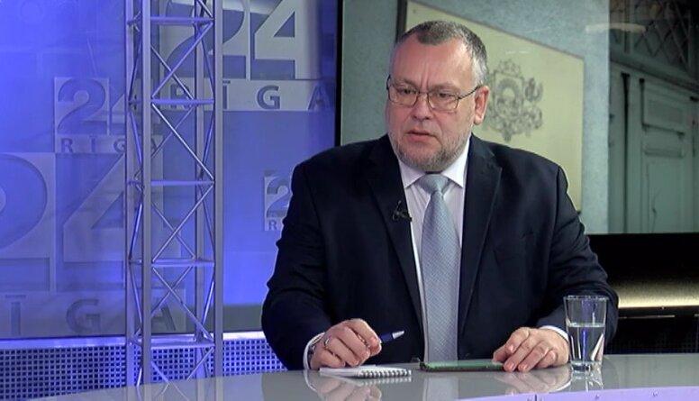 Arnis Cimdars par kandidēšanu Rīgas vēlēšanu komisijas vadītāja amatam