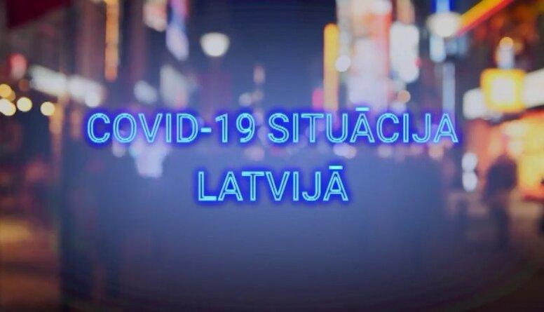 Tvitersāga: Covid-19 situācija Latvijā