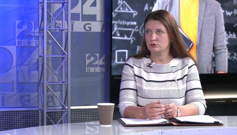 Inga Vanaga: Mēs saprotam un atbalstām šo vakcinēšanos, bet ne ar šādām metodēm
