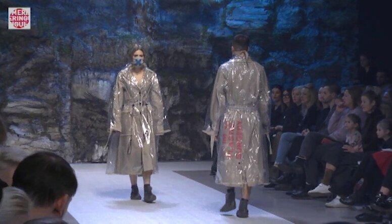 """Jauno modes dizaineru konkurss """"Meringue 2019"""" 1. daļa"""