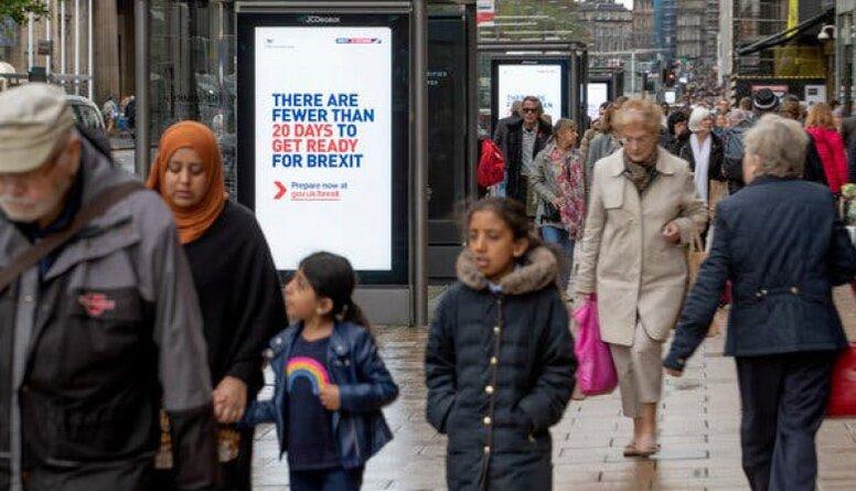 Jēruma-Grīnberga: Sabiedrība Lielbritānijā ir kļuvusi ārkārtīgi polarizēta