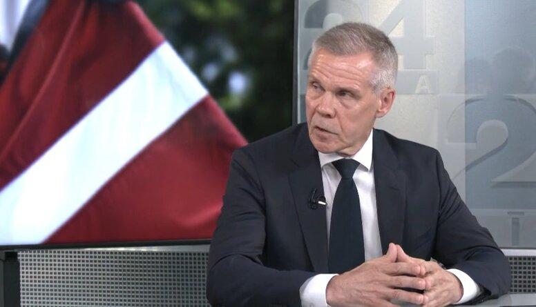 Apals: Latvijas tautas pieredze ir daļa no pasaules vēstures stāsta