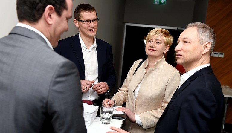 JKP ieraksta privātas sarunas Saeimas telpās, atklāj Gobzems