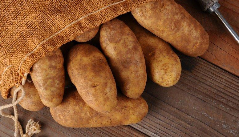 Kartupelis – nozīmīgs C vitamīna avots!