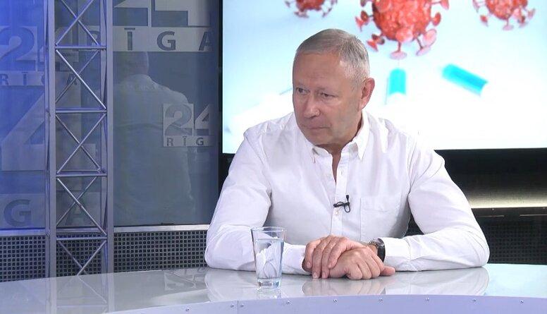 Māris Rēvalds par pašreizējām vakcinēšanās iespējām