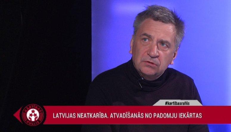 Cilvēkiem jāsaprot, ka Latvija pieder mums pašiem, pauž Ēķis