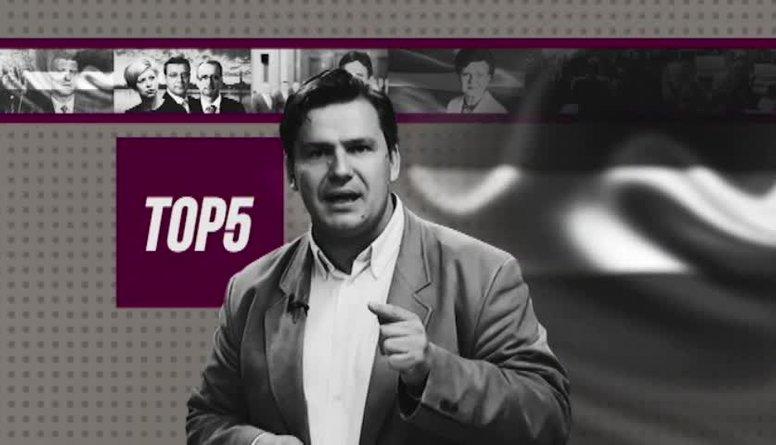 29.08.2017 Ziņu top 5
