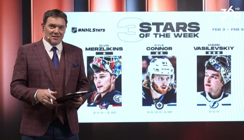 Vai Elvis Merzļikins nokausēs savas komandas kapteini?