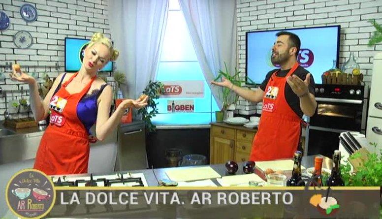17.07.2017 La Dolce Vita. Ar Roberto 1. daļa