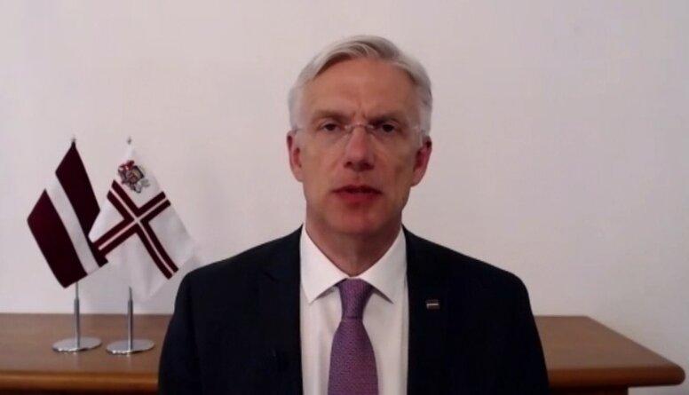 Premjers Kariņš par naudas piešķiršanu pašvaldībām, ceļu būvei un zinātnei