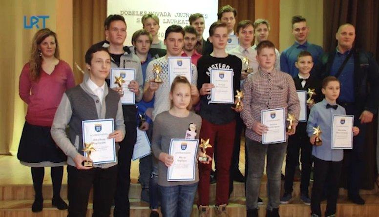 Apbalvoti Dobeles novada jaunatnes sporta laureāti 2018