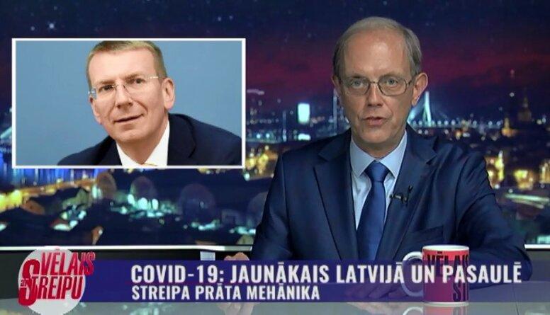Streipa prāta mehānika: Covid - 19: Jaunākais Latvijā un pasaulē