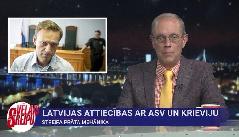 Streipa prāta mehānika: Latvijas attiecības ar ASV un Krieviju