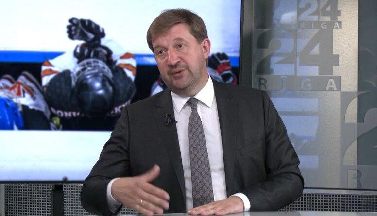 Klementjevs: Notiekošais ap PČ hokejā Ir ļoti liela cūcība