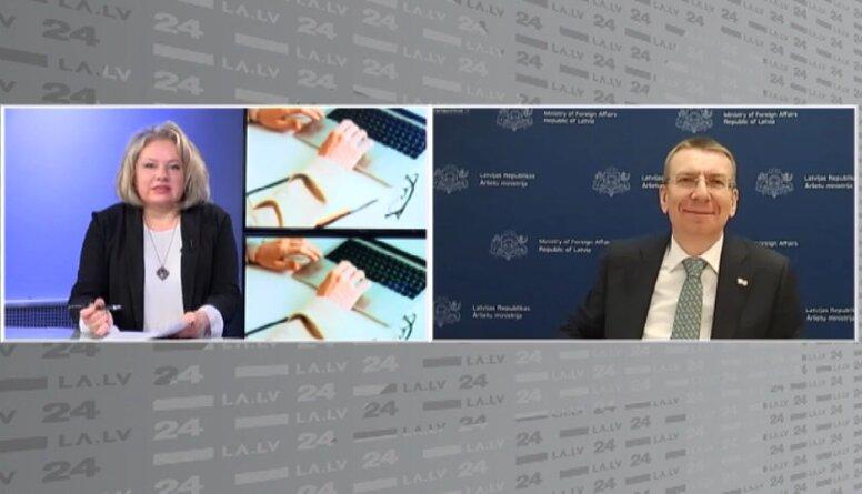 Ārlietu ministra komentārs par ministru vai visas valdības momaiņu