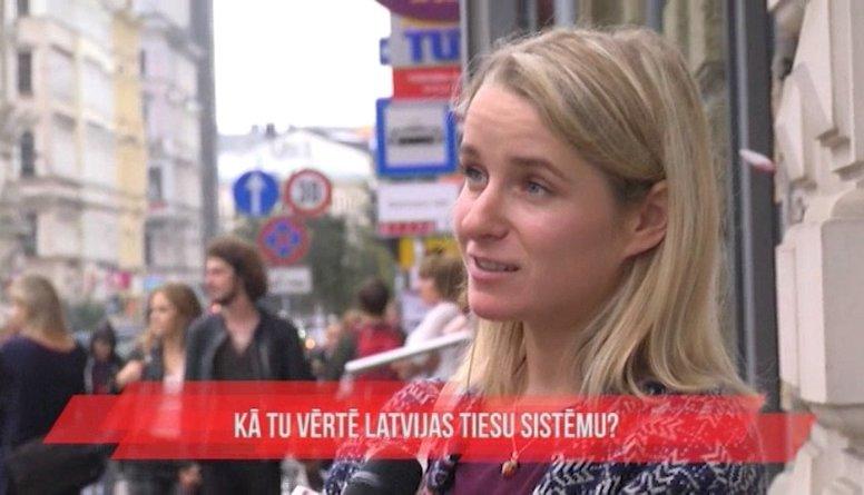 Kā Latvijas iedzīvotāji vērtē mūsu tiesu sistēmu?
