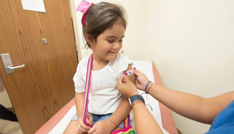 Ko daktere Veide domā par bērnu vakcināciju pret Covid-19?