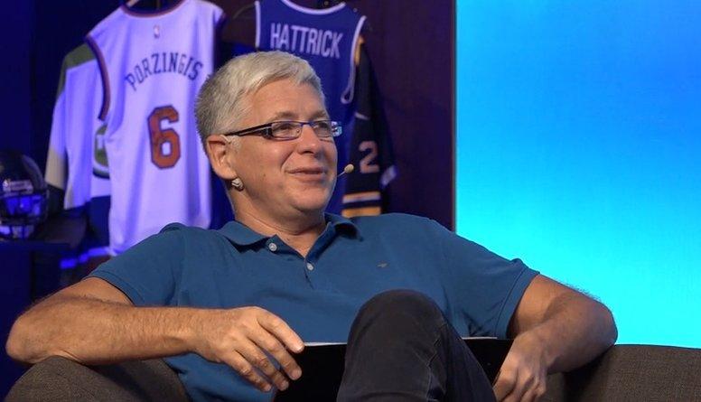 Basketbols Valteram izraisa smieklus. Kāpēc tā?