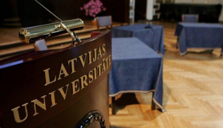 Bordāns par LU rektora neapstiprināšanu amatā