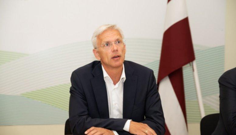 """Kreituse: Kariņš nepārstāv jauno, bet gan veco - Solvitas Āboltiņas """"Vienotību"""""""