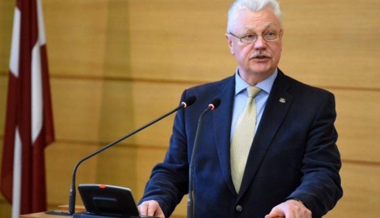 Tomsons: Turlais ir kompromisa figūra  Rīgas mēra amatam
